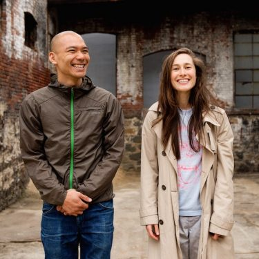 Taylor Levy and Che Wei
