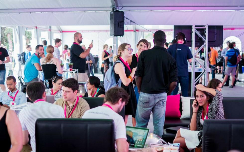 Braindates at Startupfest